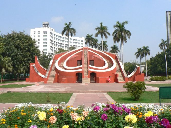 Jantar Mantar-Tourist Places in Delhi