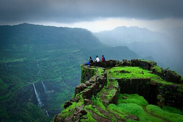 Rajmachi- Places to Visit Near Pune in Monsoon