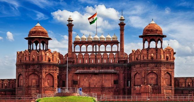 Red Fort-Tourist Places in Delhi