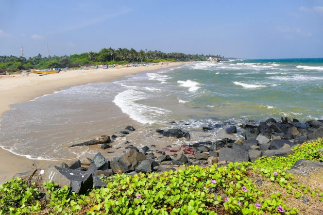 Serenity Beach-Beaches in Pondicherry