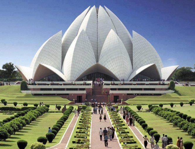 Bahai (Lotus) Temple-Tourist Places in Delhi
