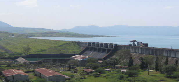 Mulshi dam- Places to Visit near Mumbai During Monsoon