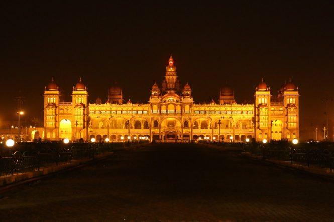Maharaja palace- things to do in Mysore