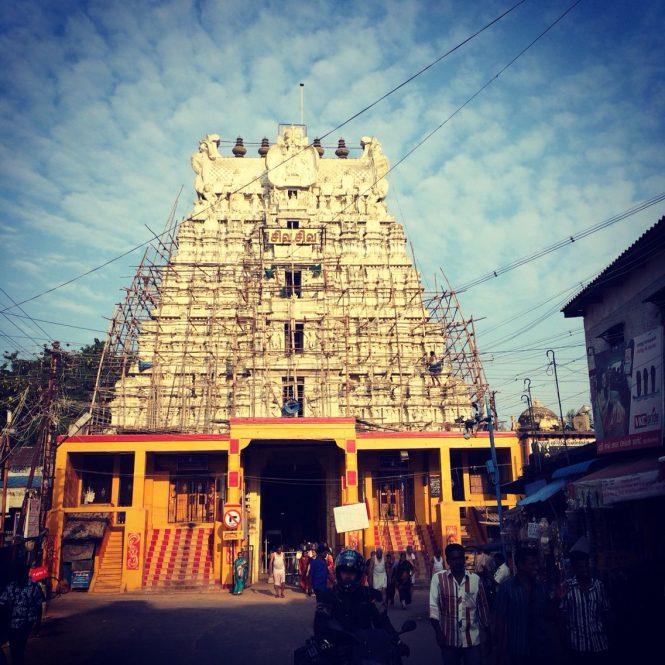 Mahashivratri Festivities-Rameshwaram