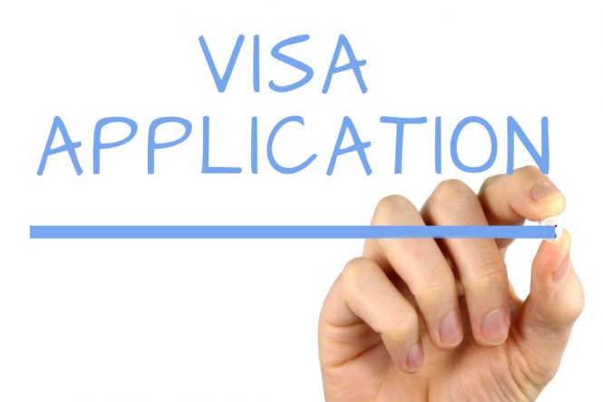 Visa Application-American Student Visa