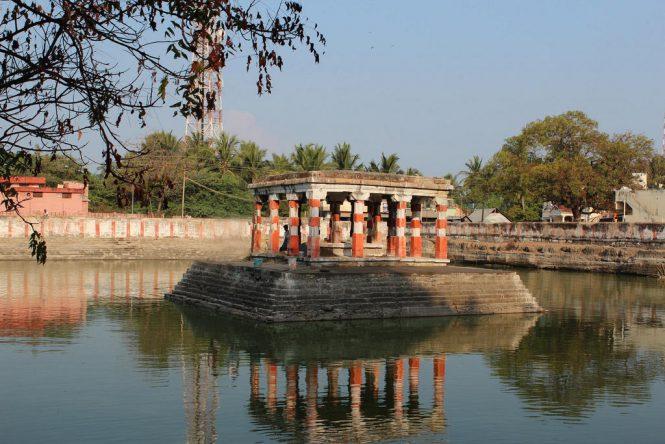 Sugreevar Temple-Rameshwaram
