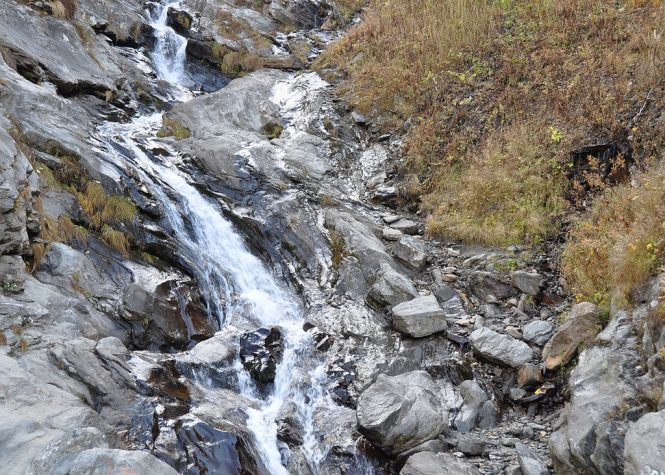 Rahala Waterfall-Rohtang Pass