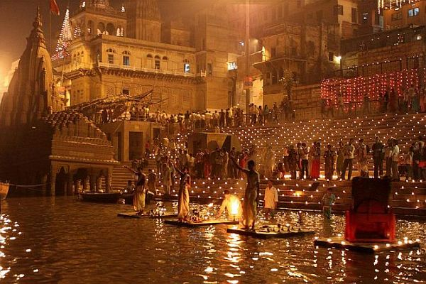 Varanasi-Cities to Visit in India.