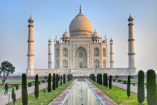 Agra-Cities in India