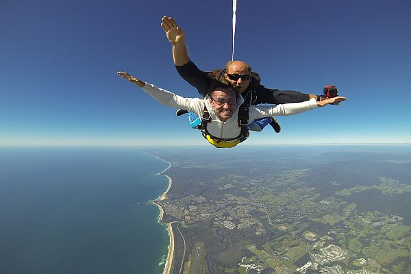 Skydive-Things to do in Australia