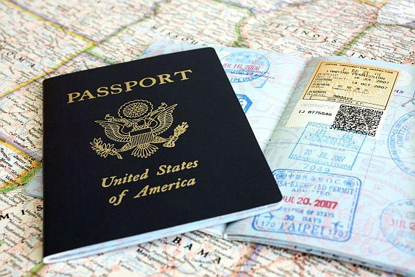 American Student Visa & Passport