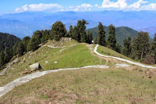 Dainkund Peak - Khajjiar