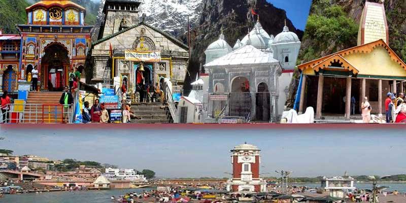 Char Dham Yatra - Haridwar and Rishikesh