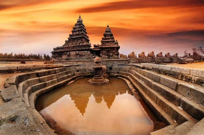 Chennai to Mahabalipuram and Pondicherry- Road Trip Packages