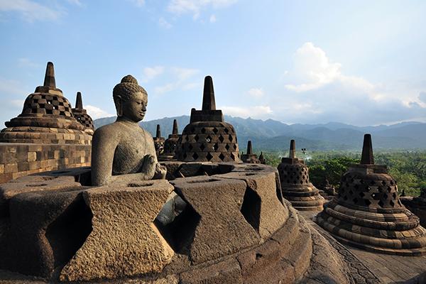 Borobodur Temple Complex