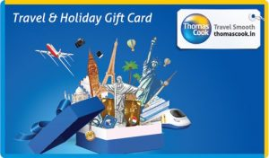 Thomas Cook Travel Gift Card