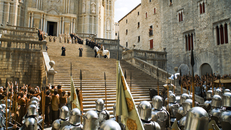 Girona - Game of Thrones