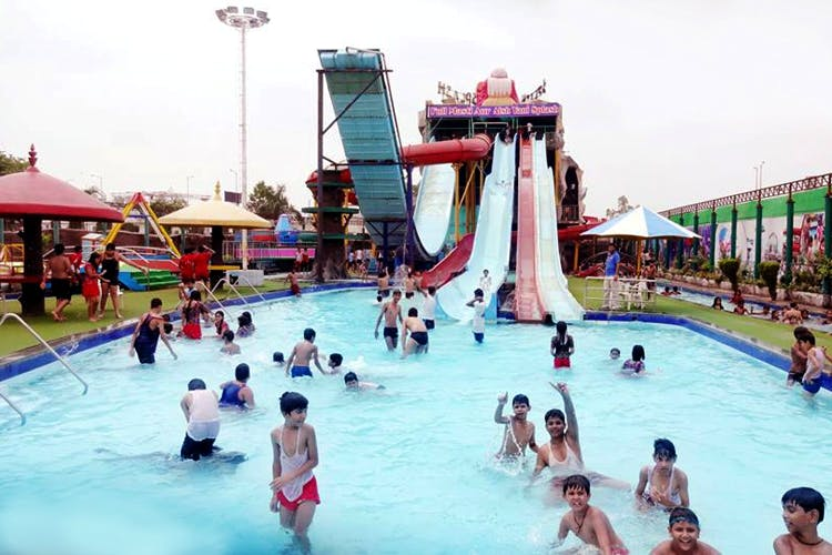 Splash – Water Parks in Delhi