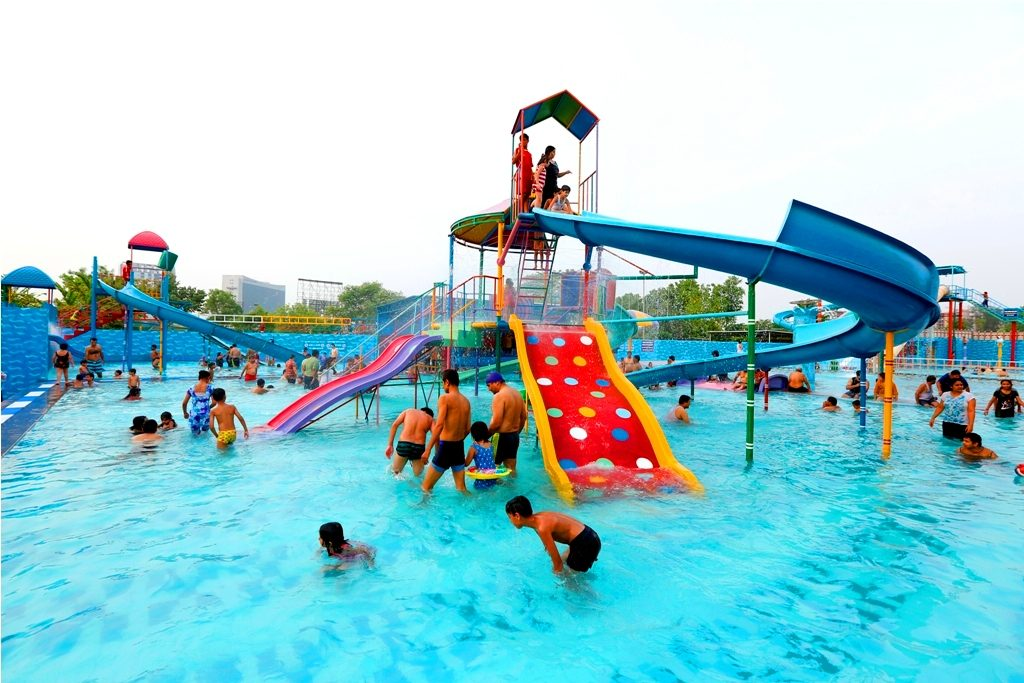 AapnoGhar Amusement & Water Park Resort
