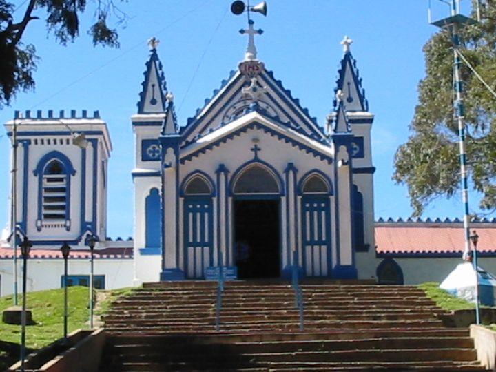 La Saleth Church - Places to Visit in Kodaikanal