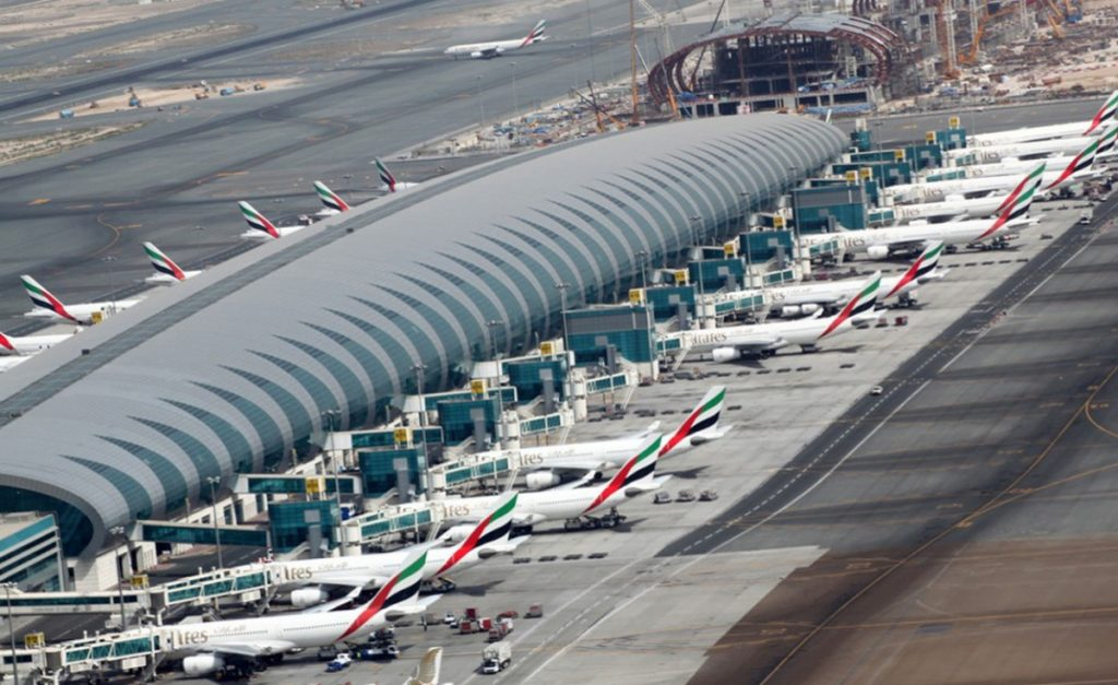 Dubai International Airport - Busiest Airports in the World