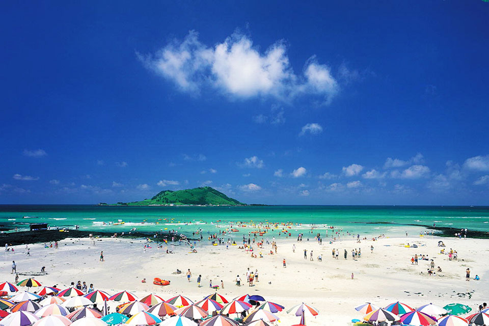Beaches in Jeju Island