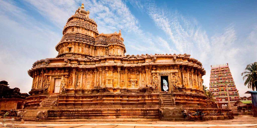 Sharadamba Temple - Chikmagalur-entry-fee-timings-holidays-reviews-header