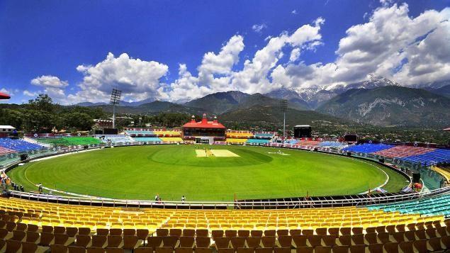Cricket Stadium Dharmashala