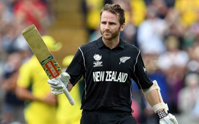 Kane-Williamson - New Zealand