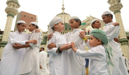 Eid Celebration around the world