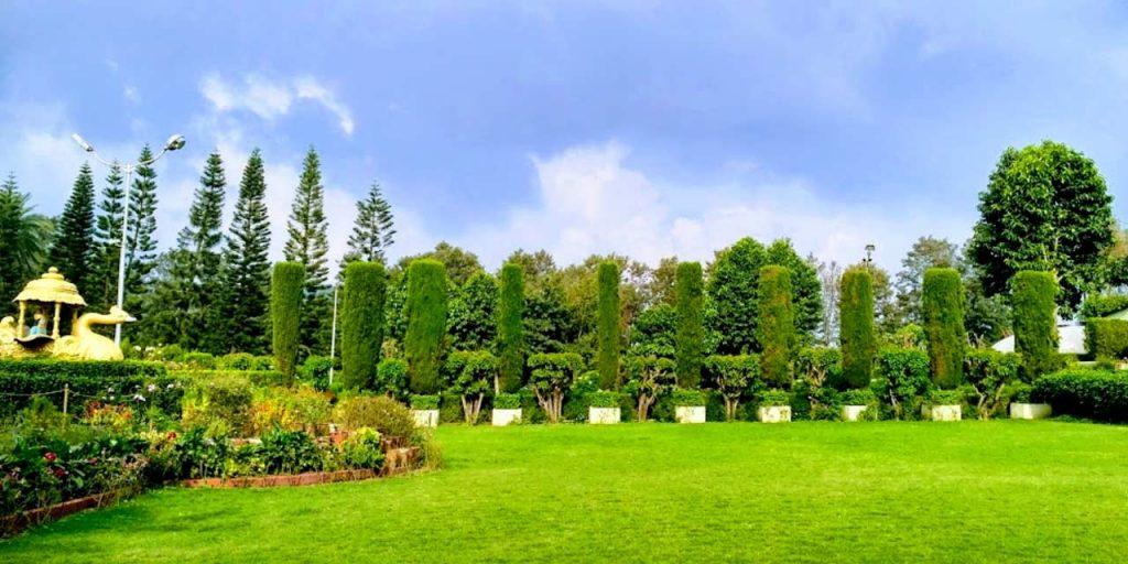 Peace Park - Mount Abu