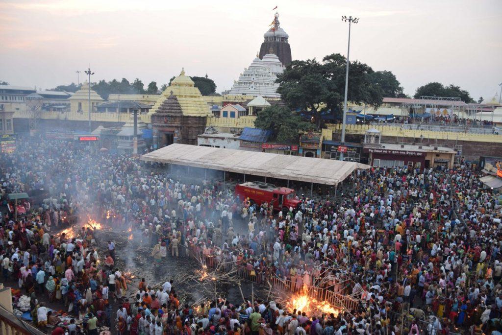 Diwali in Odisha