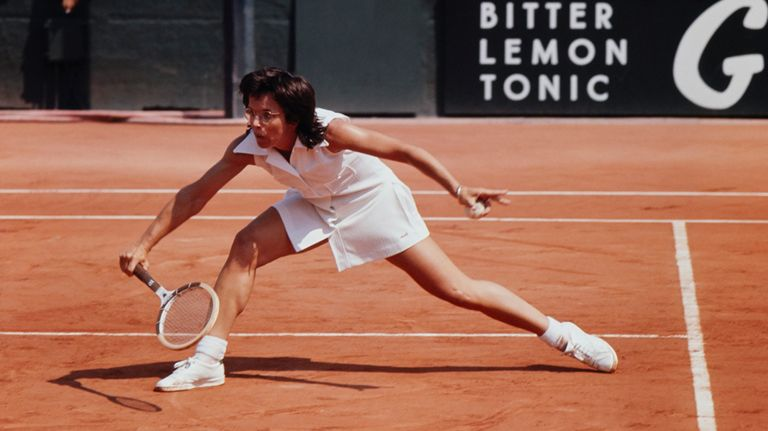 Billie-Jean-King - Great Players
