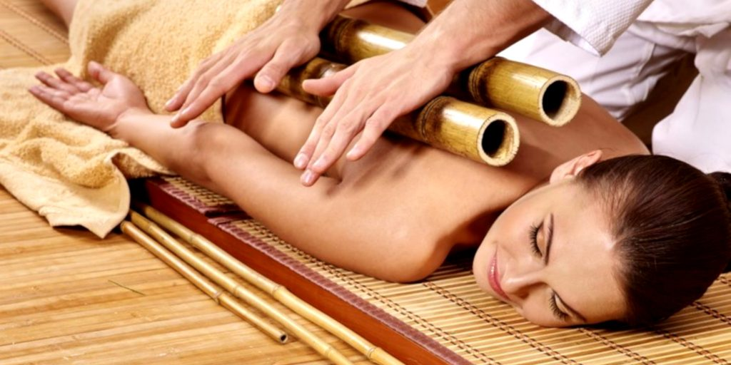 bamboo-massage - spa destinations