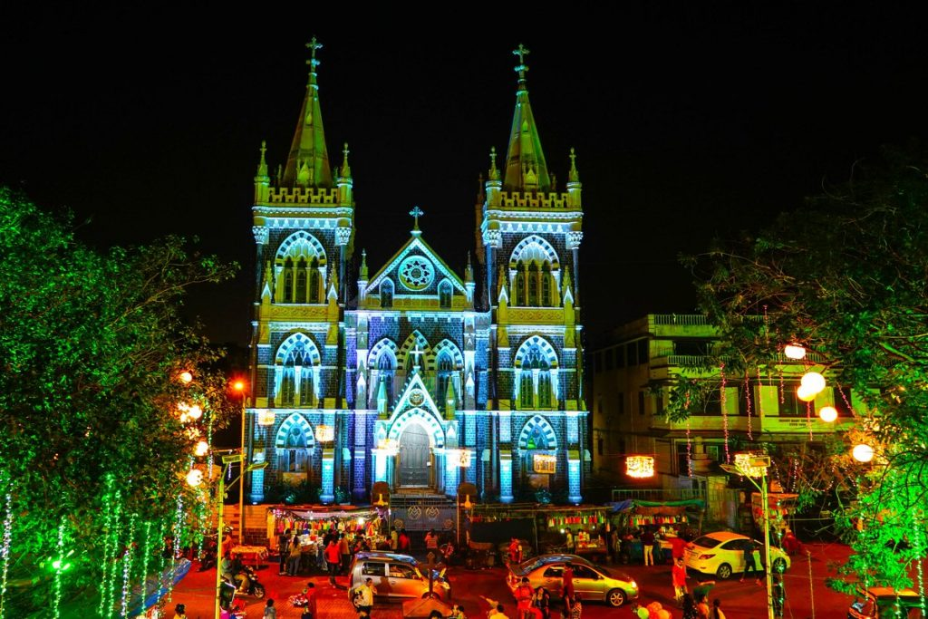 Basilica of Our Lady of The Mount, Mumbai