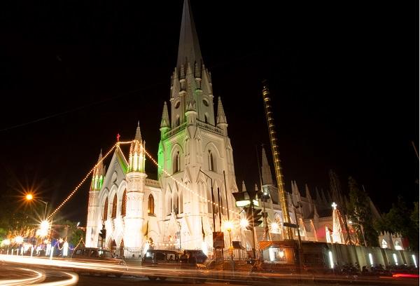 San Thome Church, Chennai