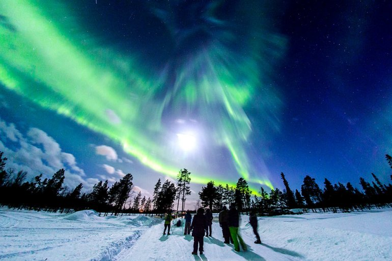 Places to See Northen Light