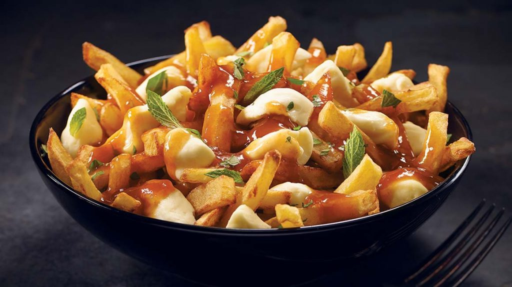 Poutine - Canadian Foods