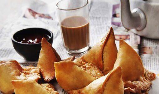 chai samosa - Foodie getaway