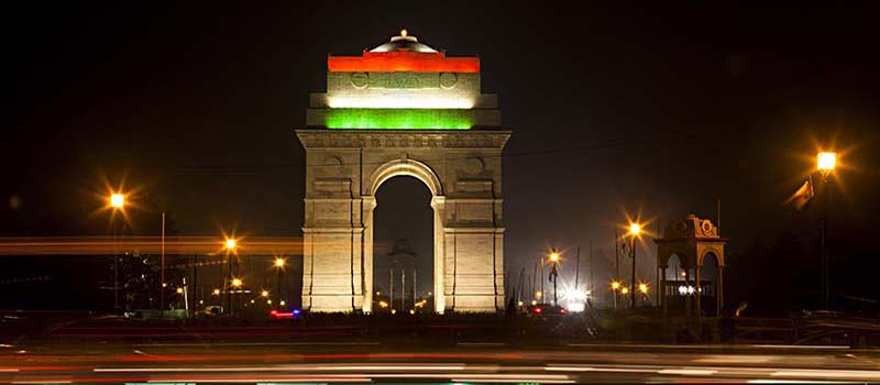 Indiagate-republic-day - Places to Visit On Republic Day