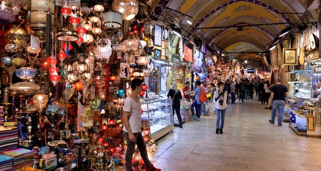 The grand bazaar - Places to Visit in Istanbul