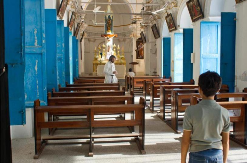 Life of Pi at Holy Rosary Church